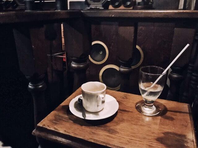 名曲喫茶ヴィオロン・ドリンク